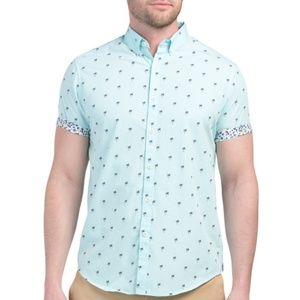 NWT DENIM & FLOWER Men's shirt
